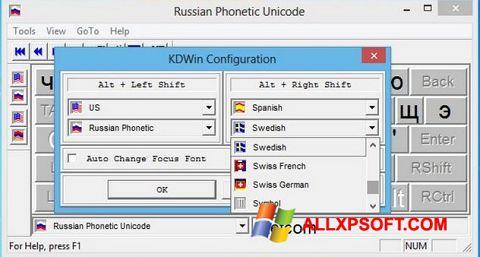 Ảnh chụp màn hình KDWin cho Windows XP