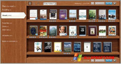 Ảnh chụp màn hình Bookshelf cho Windows XP