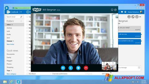 Ảnh chụp màn hình Skype cho Windows XP